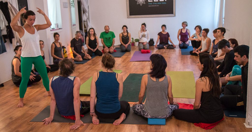 Madrid Yoga Taller Movimiento