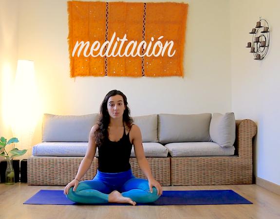Meditación. Recuperar el equilibrio.