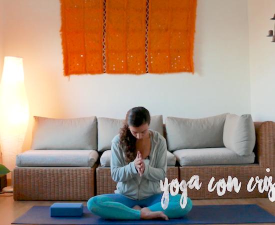 Meditacion. Crea un lugar de calma al que volver