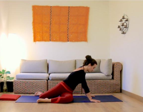 Pack 5 clases suave vinyasa yin y meditaci n yoga con cris - Espacio para el yoga ...