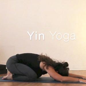 Yin. Una práctica para enraizar