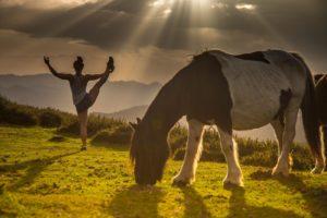 Yoga con cris en Cantabria