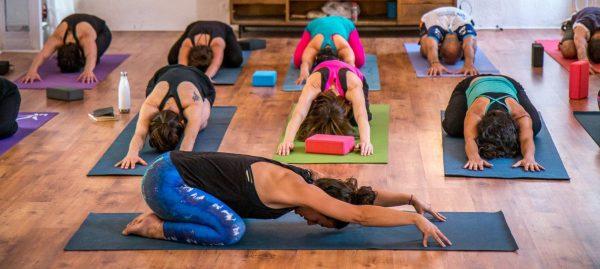Yoga en Espana