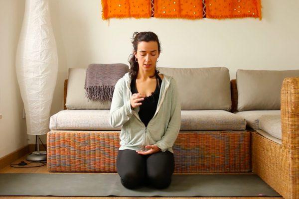 meditación los tres centros