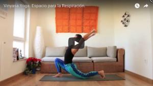Espacio de yoga avance