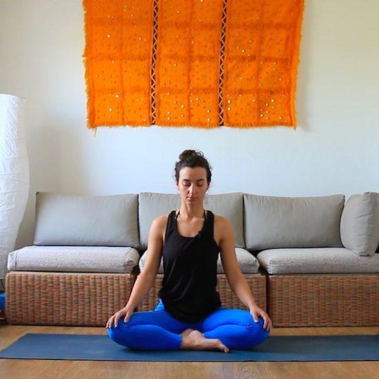 meditación. habitar el cambio