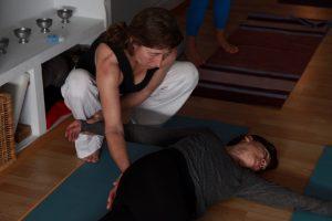 Santander taller yoga con cris