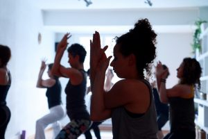 Santander yoga con cris taller workshop