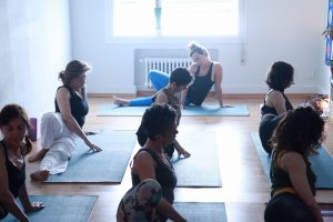 taller santander yoga con cris
