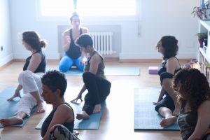 yoga con cris taller santander