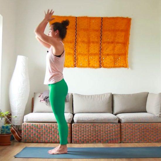 yo te sostengo clases yoga online yoga con cris