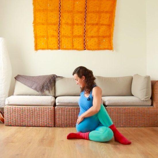 No mat no drama clases online yoga con cris