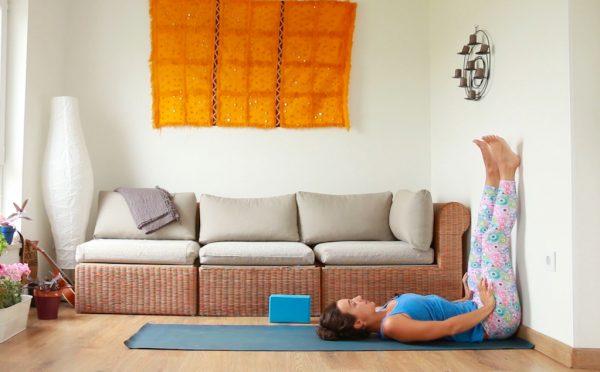 Como Lluvia para los Sentidos yoga con cris yoga online