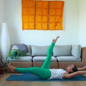 camino a la vertical yoga con cris clases online