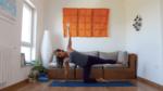 Vasisthasana para principiantes variaciones yoga con cris