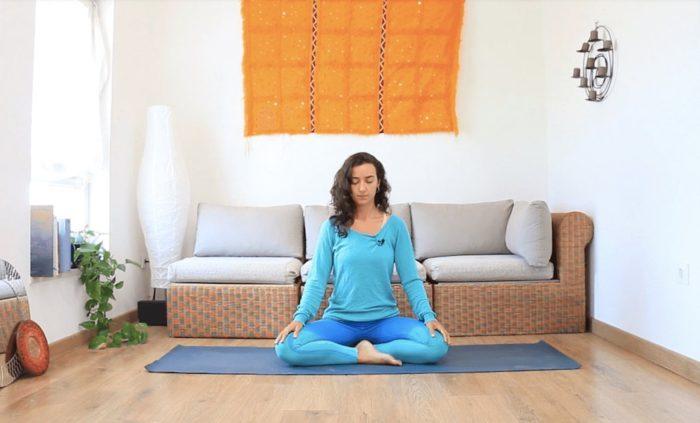 Meditacion Atha Yoga anushasanam yoga con cris