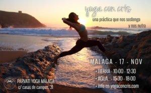 malaga yoga con cris