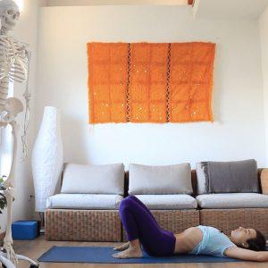 Yoga con Cris Online Uddiyana Bandha