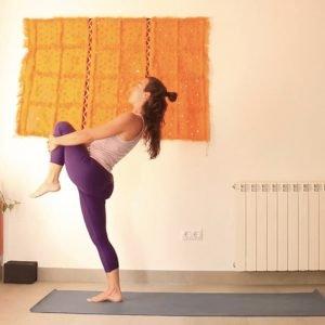 Piedra y Agua yoga con cris