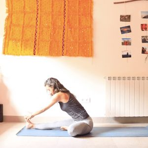 Primavera Clases Online yoga con cris
