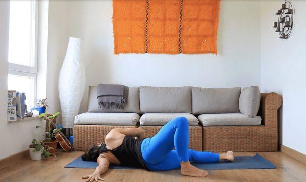 Cuello y hombros deshacer tensión devolver movilidad