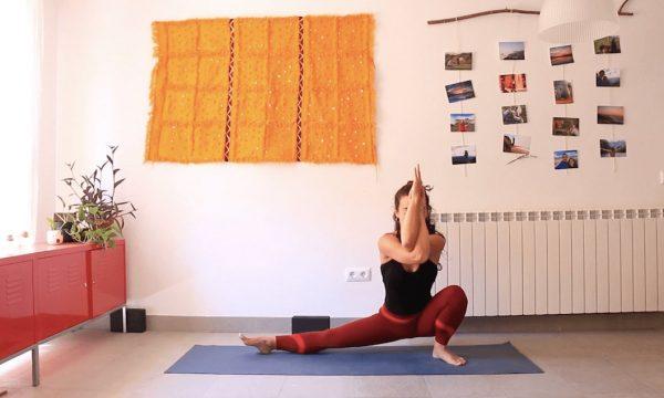 Verano clase online yoga con cris