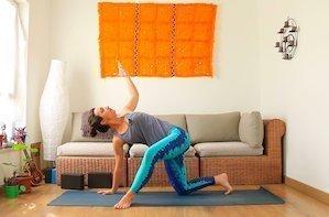 vinyasa yoga en casa