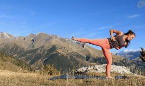 Firme como la tierra suave como el aire yoga con cris clase online