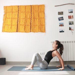 claridad para transiciones yoga con cris online