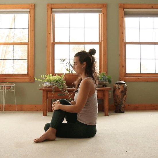 Conectar con la capacidad de reparacion yoga con cris online