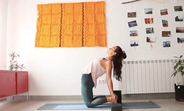 Des-hibernar yoga con cris online