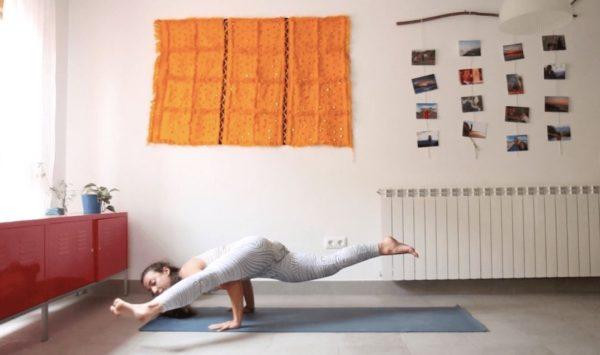 entender lo urgente clase online yoga con cris