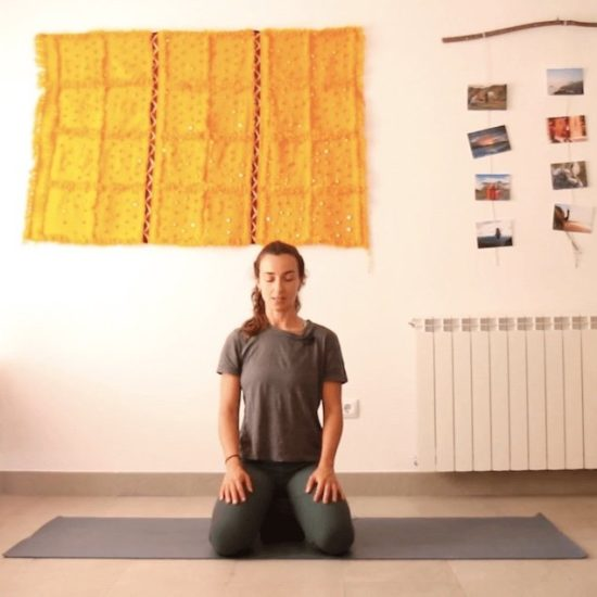 meditacion diaria yoga con cris online