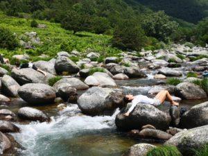 yoga con cris gredos retiro