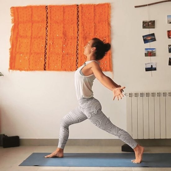 yoga para un día difícil clase online yoga con cris