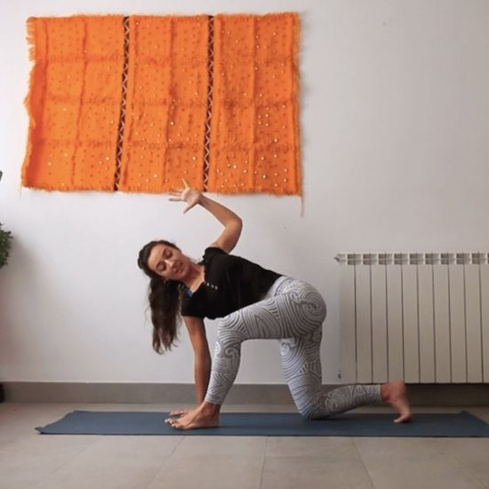 Amanecer clase yoga con cris yoga online clases