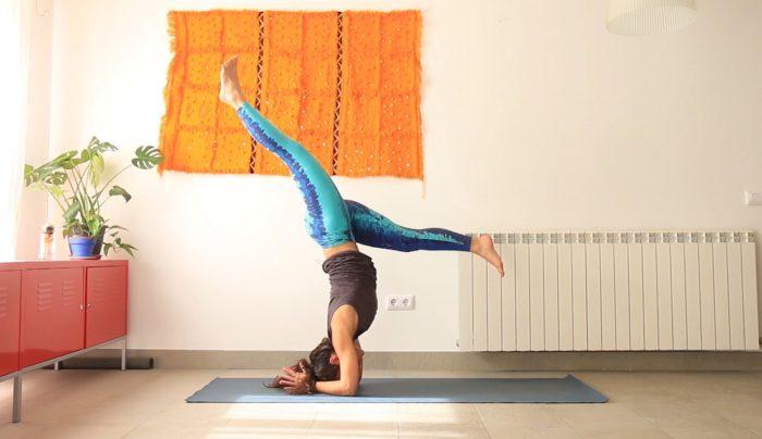 amar la propia piel clase online yoga con cris