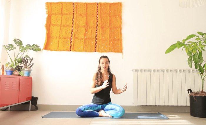 febrero yoga con cris online