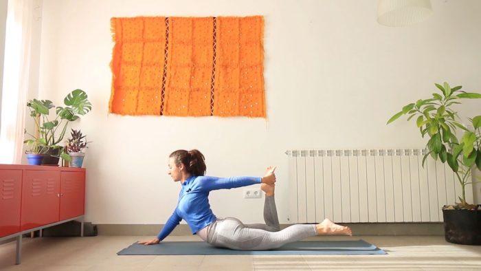 suave respiración y movimiento, yoga con cris suave online