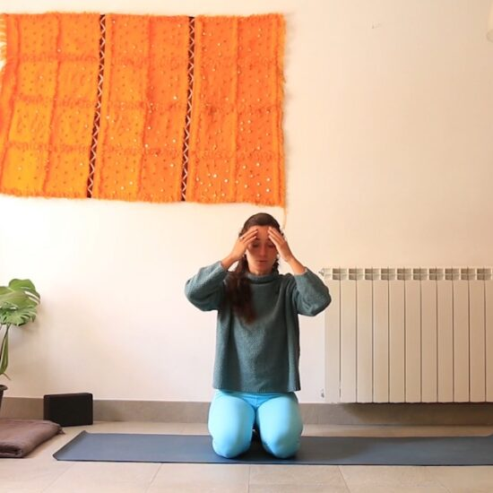 Clase yoga con cris online sistema nervioso parasimpatico