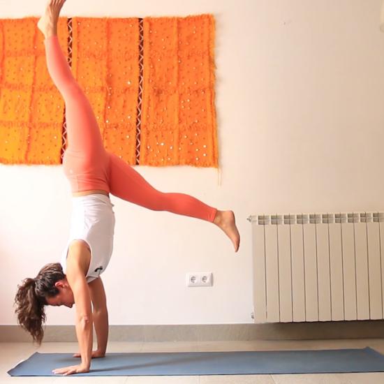 yoga con cris aramburo clase online vinyasa