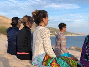 yoga con cris retiro bolonia tarifa