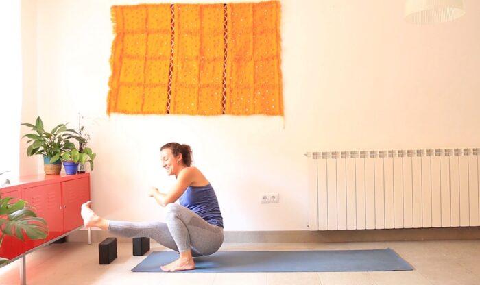 clase yoga online cris aramburo cerca del propio centro